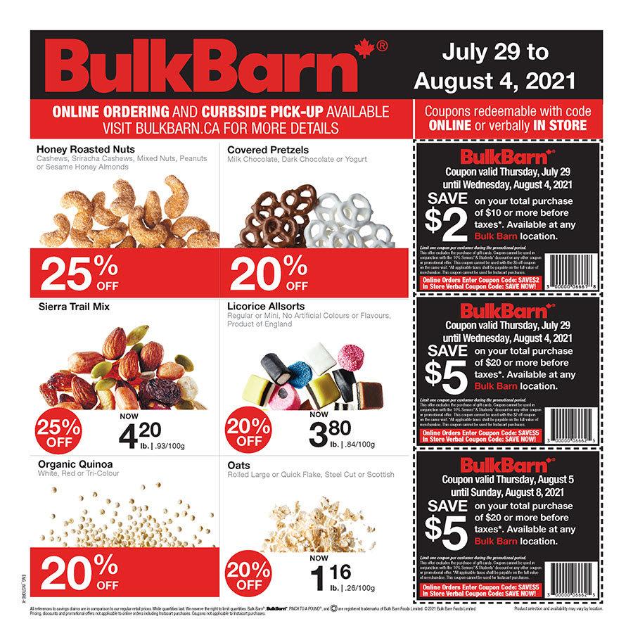 Bulk Barn - Weekly Flyer Specials