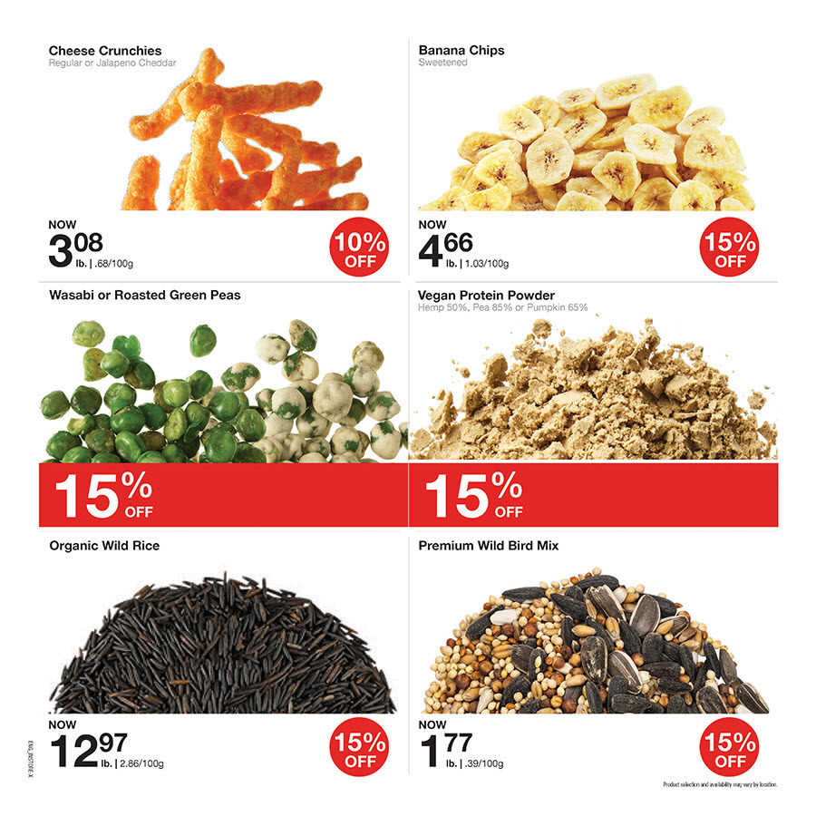 Bulk Barn - Weekly Flyer Specials - Page 3