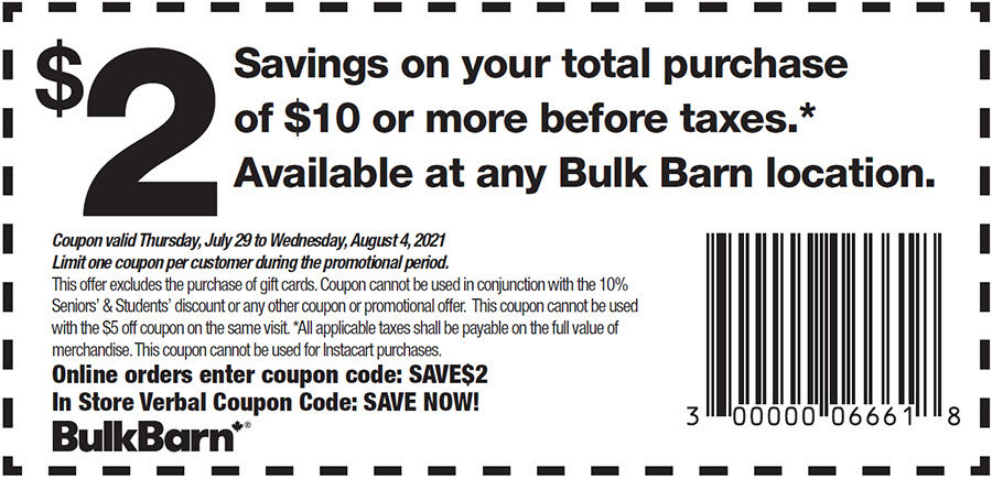 Bulk Barn - Weekly Flyer Specials - Page 5