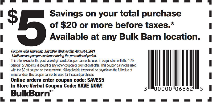 Bulk Barn - Weekly Flyer Specials - Page 6