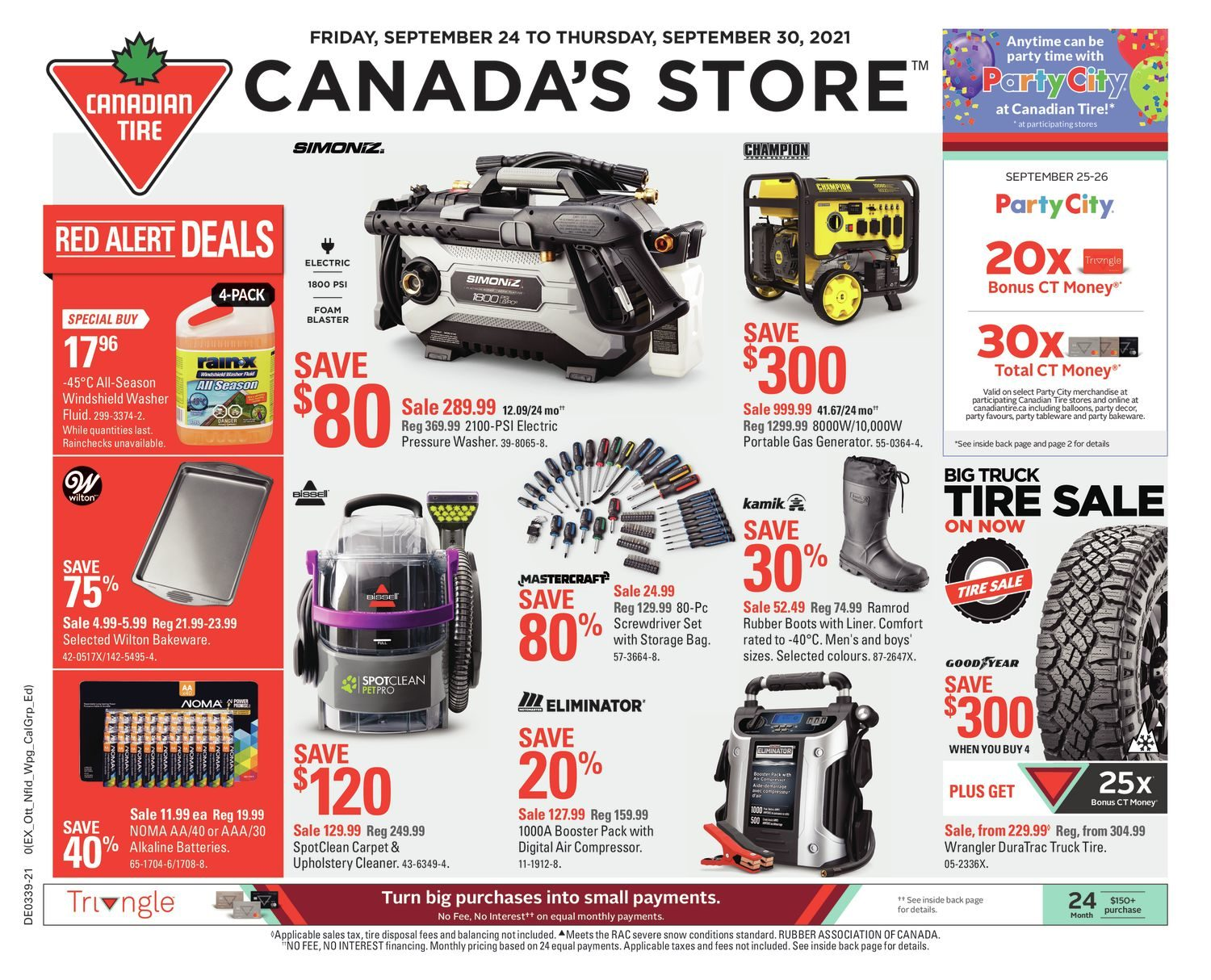 Canadian Tire - Weekly Flyer Specials