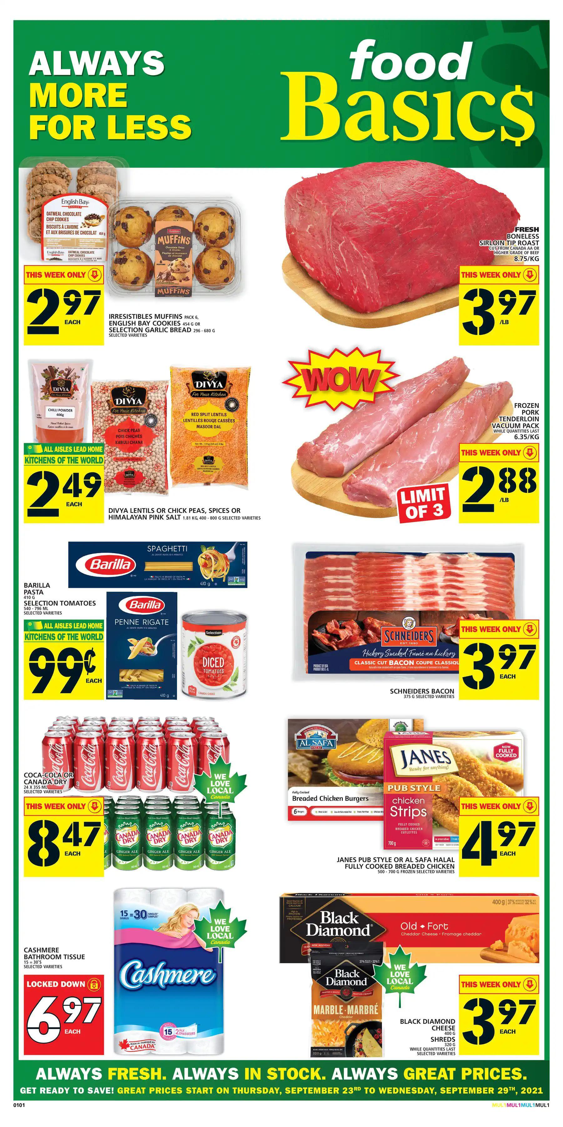 Food Basics - Weekly Flyer Specials