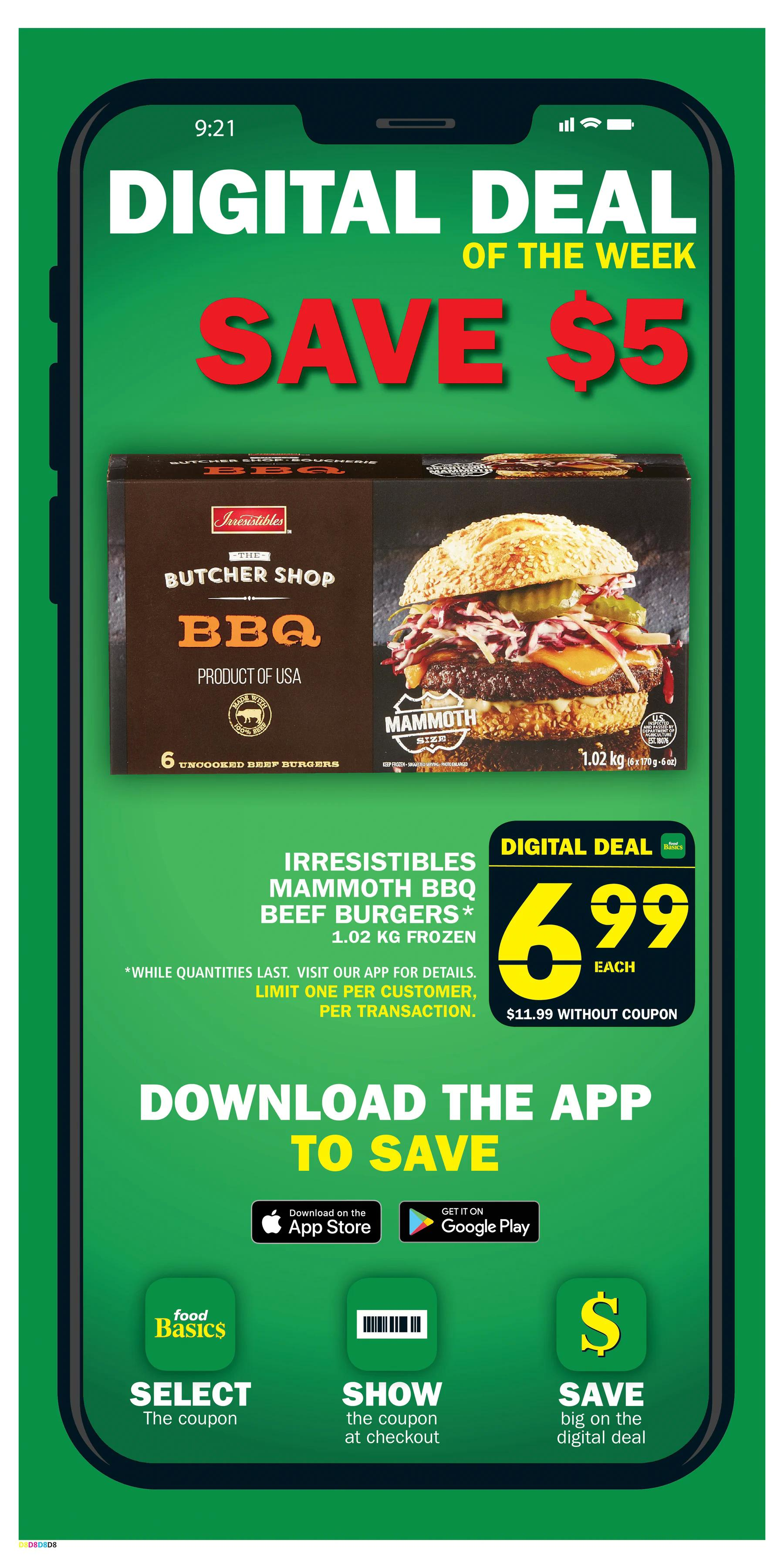 Food Basics - Weekly Flyer Specials - Page 7