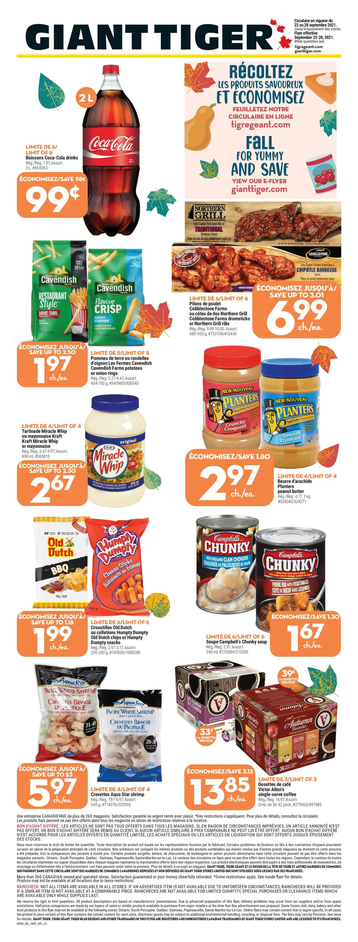 Giant Tiger - Weekly Flyer Specials