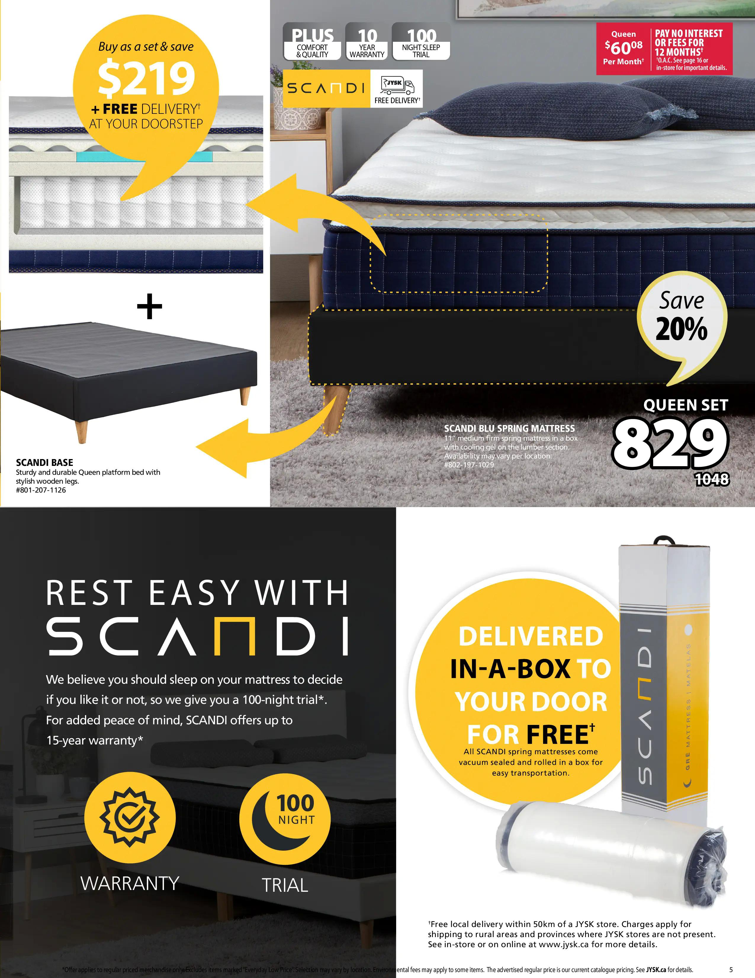 Jysk - Weekly Flyer Specials - Page 5