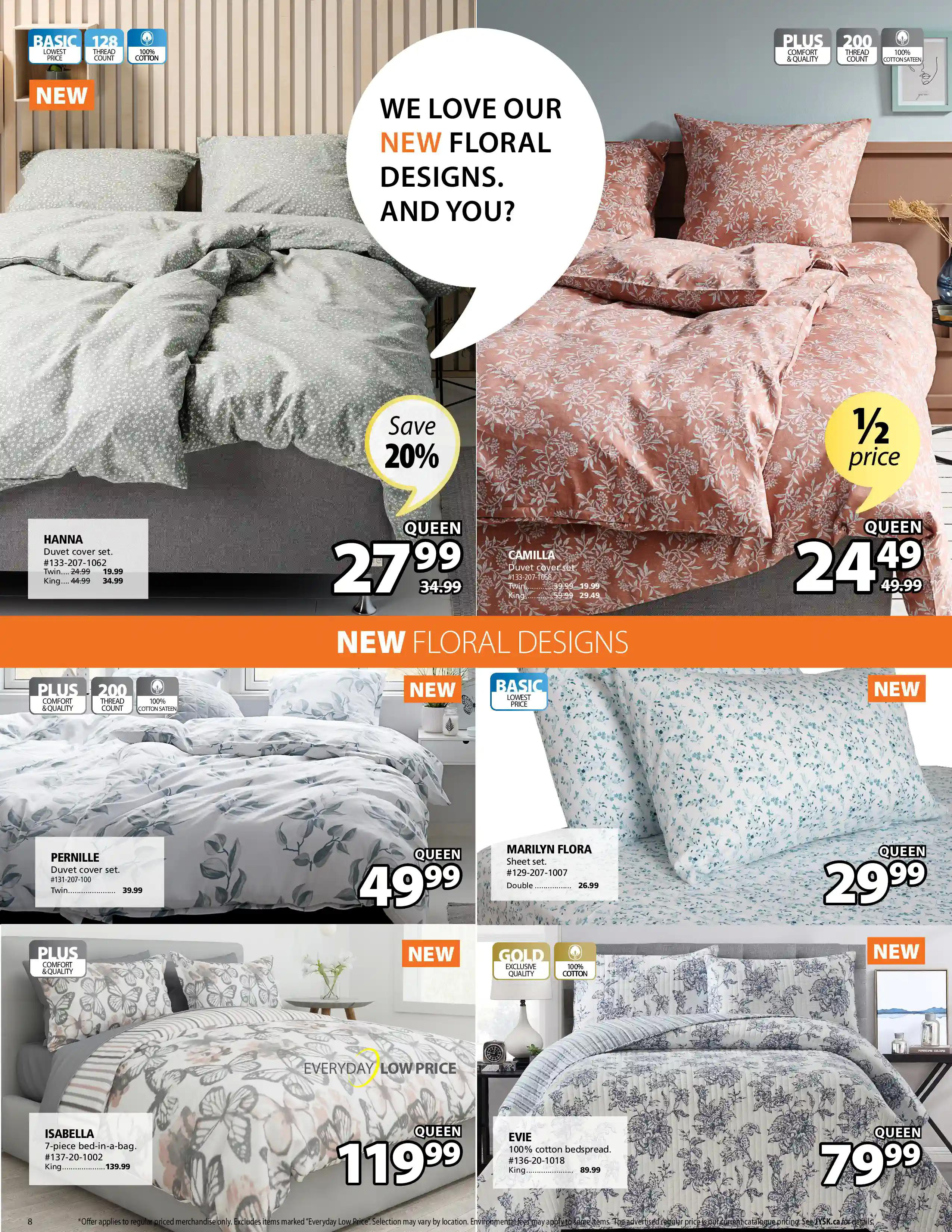 Jysk - Weekly Flyer Specials - Page 8