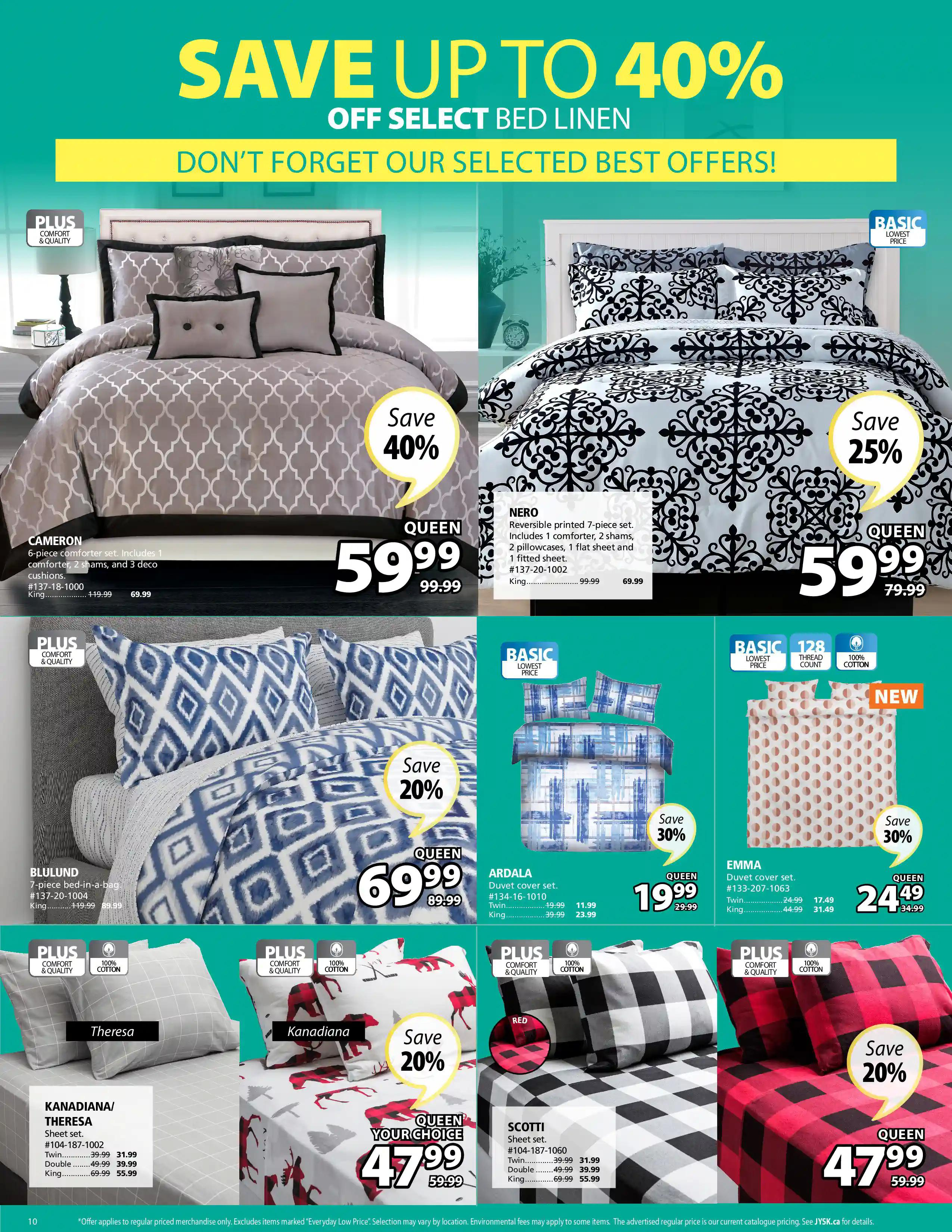 Jysk - Weekly Flyer Specials - Page 10
