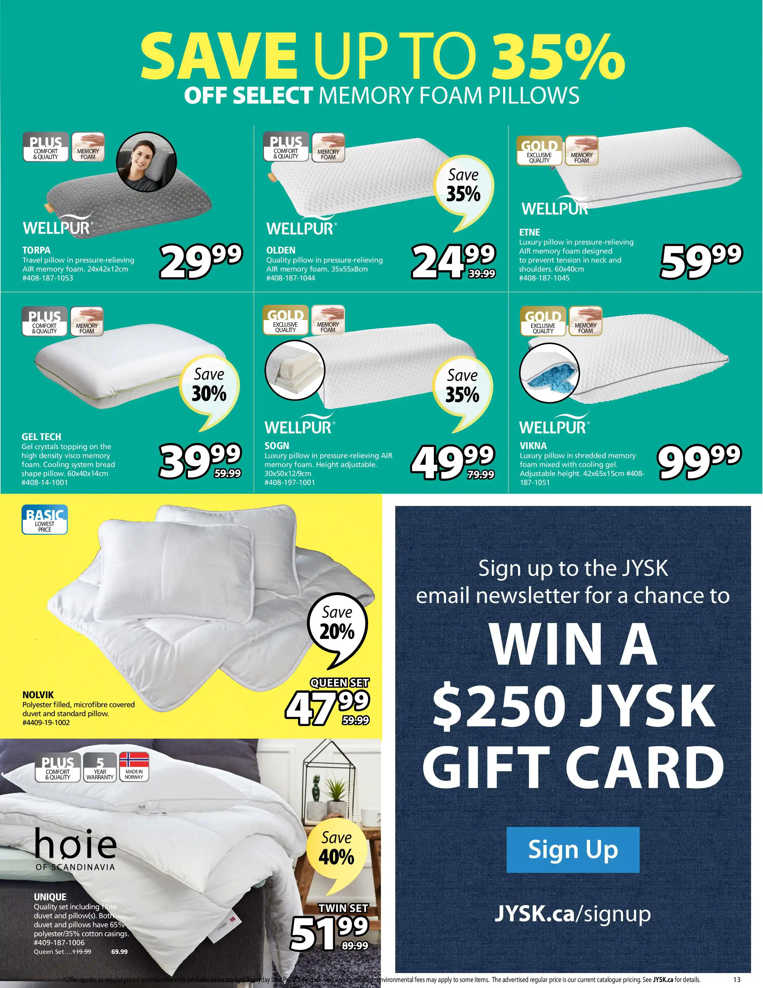 Jysk - Weekly Flyer Specials - Page 13