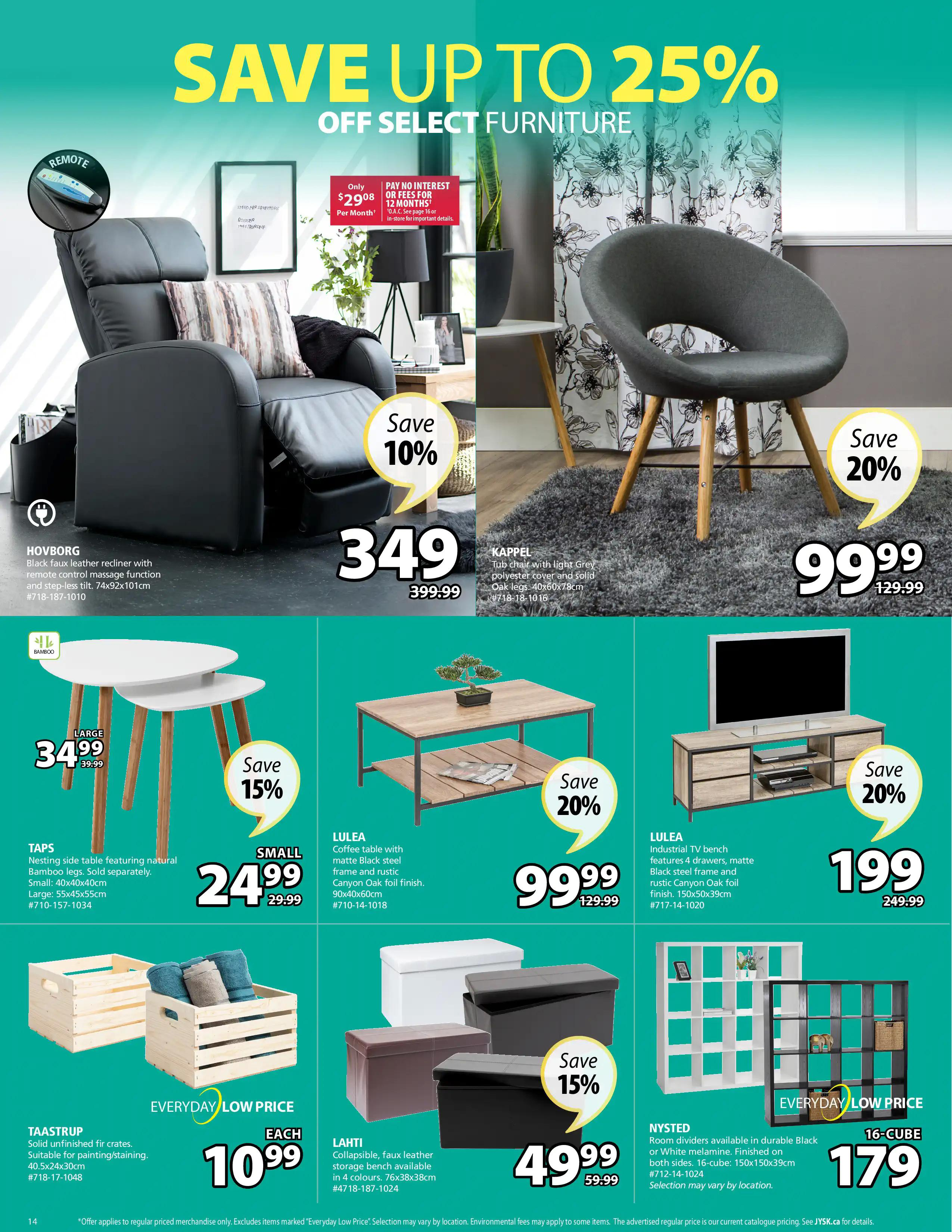 Jysk - Weekly Flyer Specials - Page 14