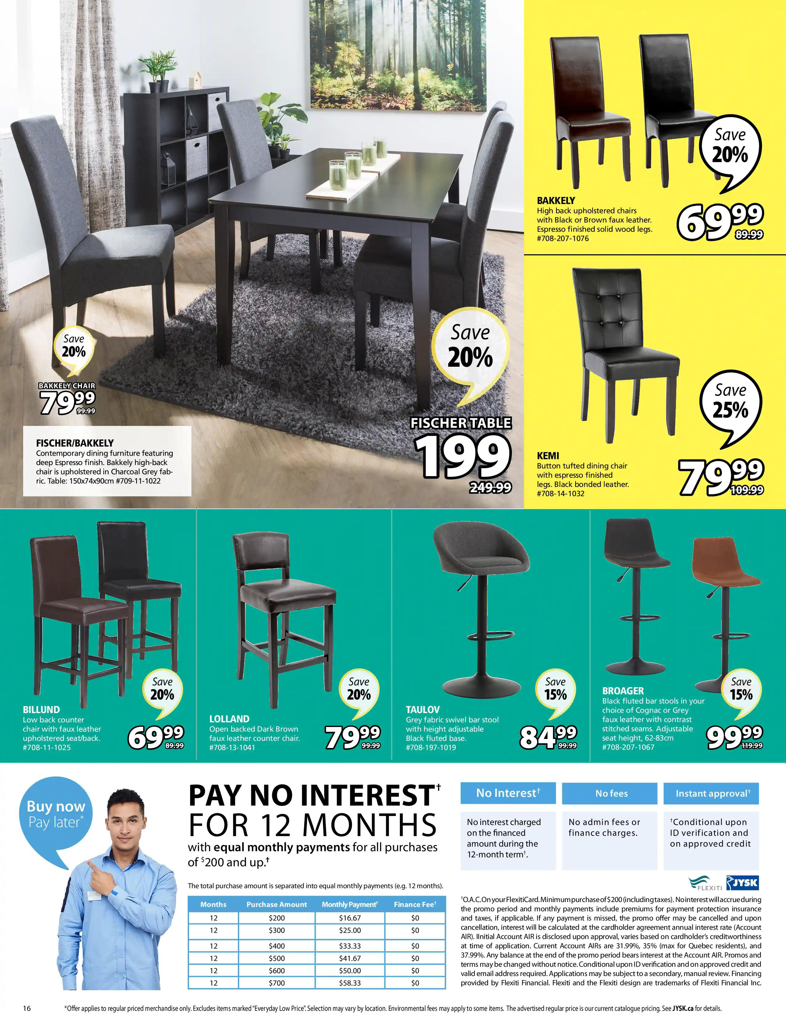 Jysk - Weekly Flyer Specials - Page 16