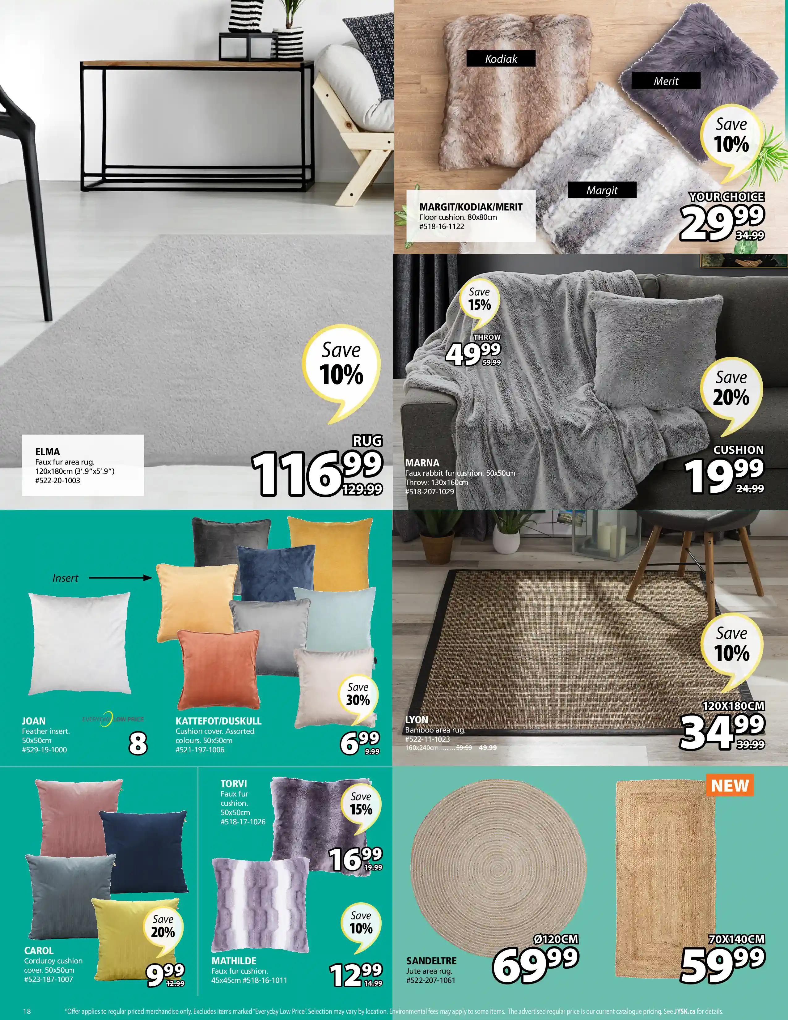 Jysk - Weekly Flyer Specials - Page 18