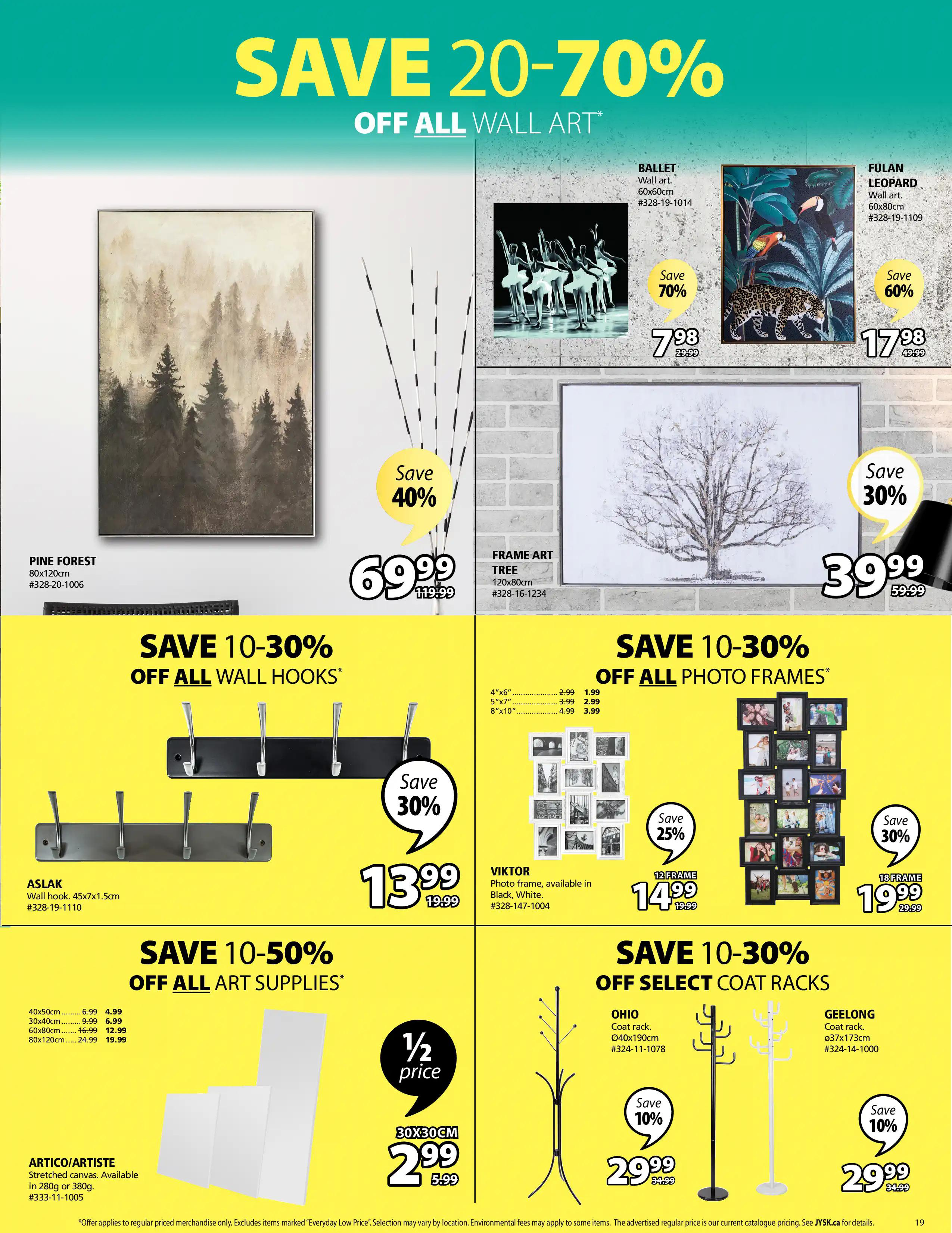 Jysk - Weekly Flyer Specials - Page 19