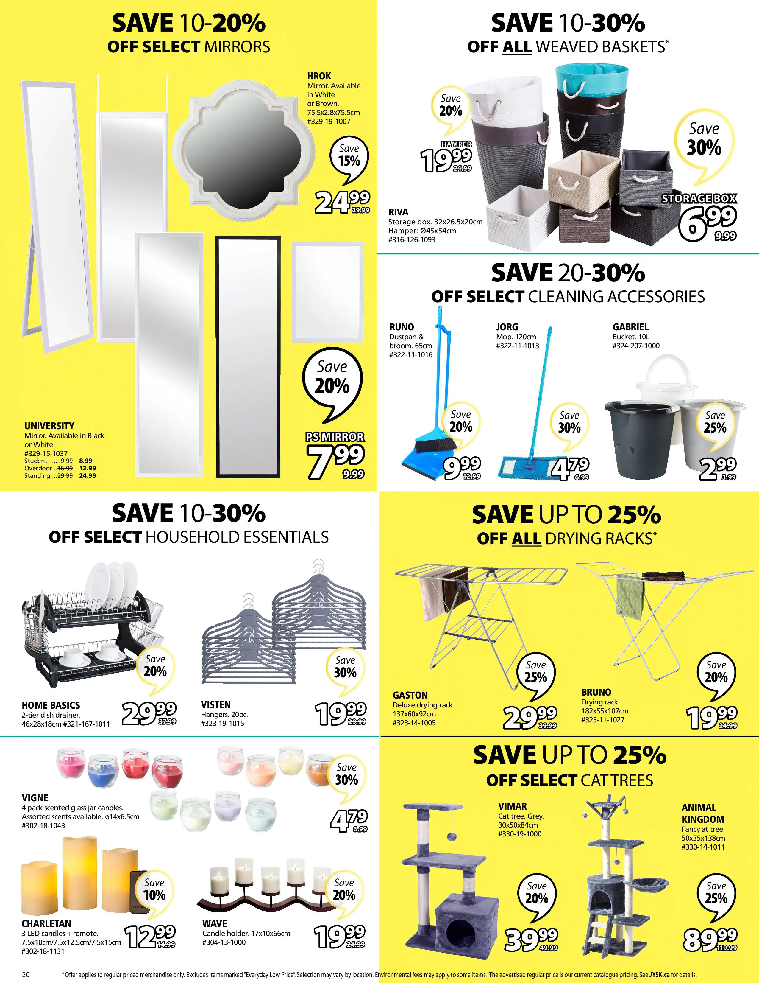 Jysk - Weekly Flyer Specials - Page 20