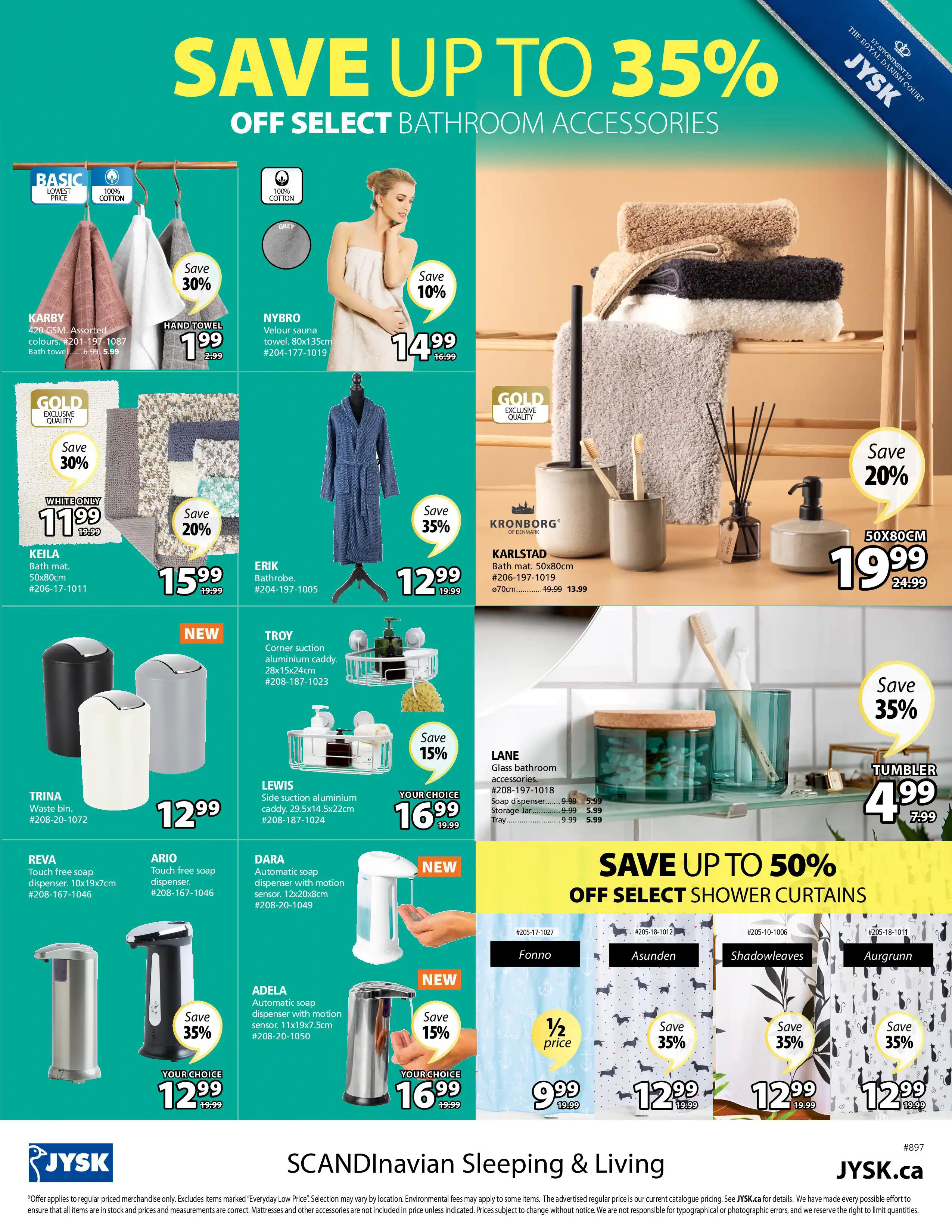 Jysk - Weekly Flyer Specials - Page 21