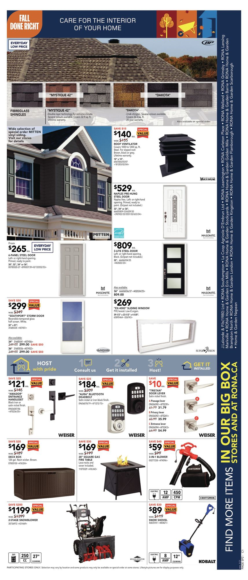 Rona - Weekly Flyer Specials - Page 6