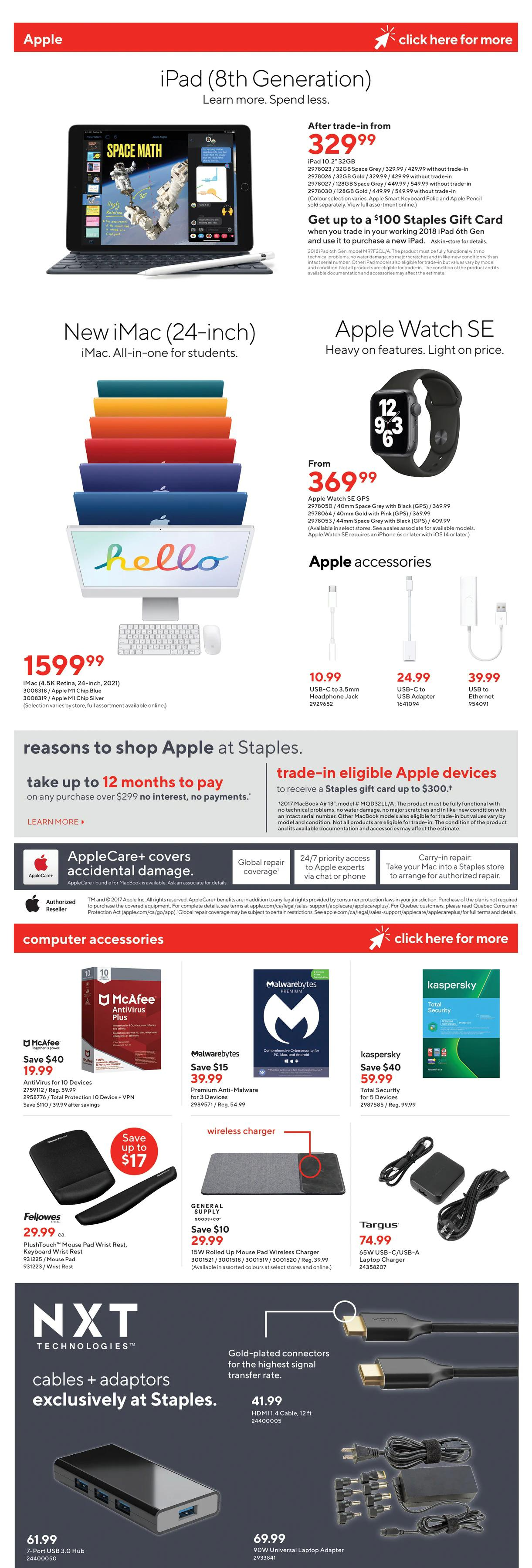 Staples - Weekly Flyer Specials - Page 5