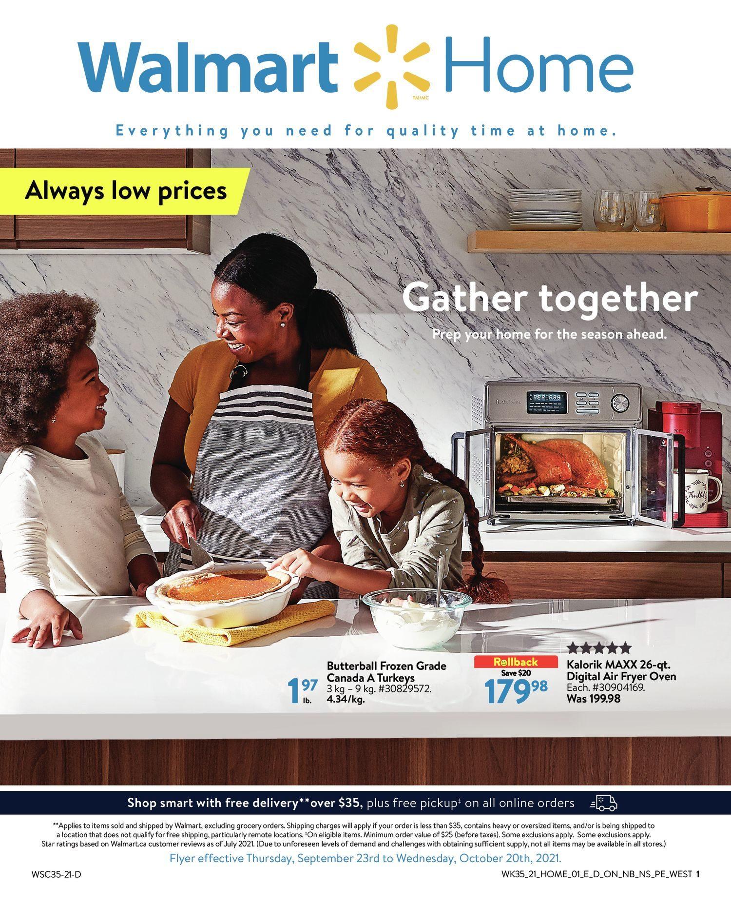 Walmart - Home Book