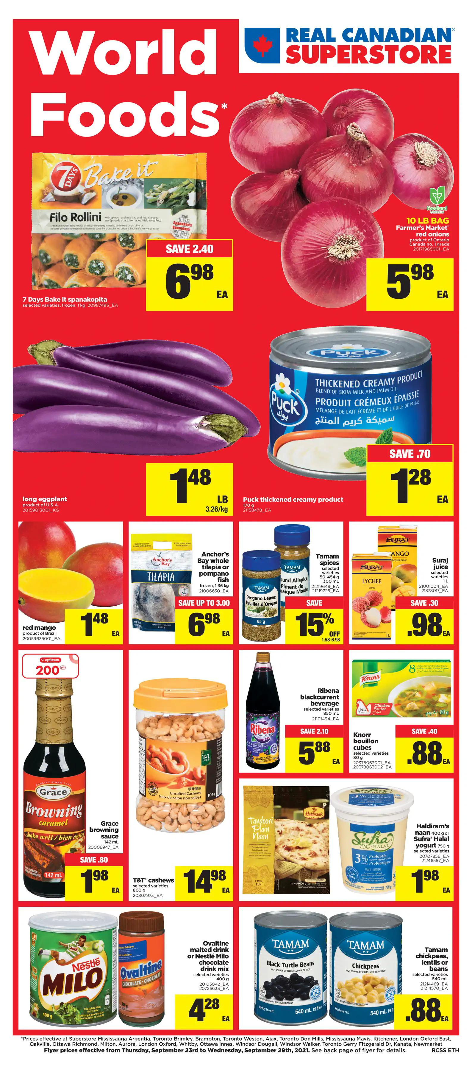 Real Canadian Superstore - Weekly Flyer Specials