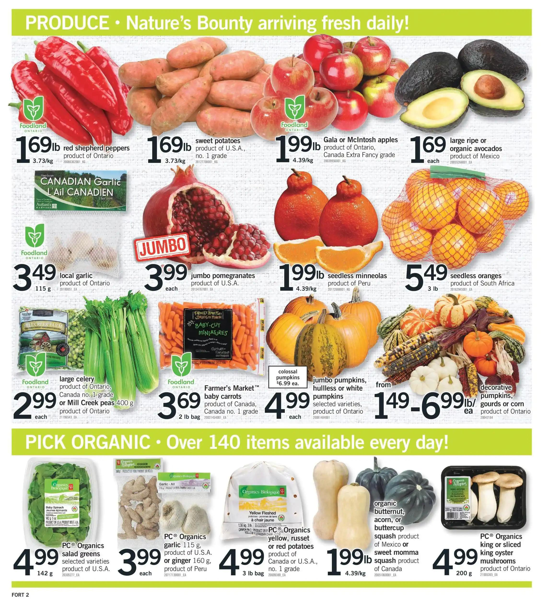 Fortinos - Weekly Flyer Specials - Page 3