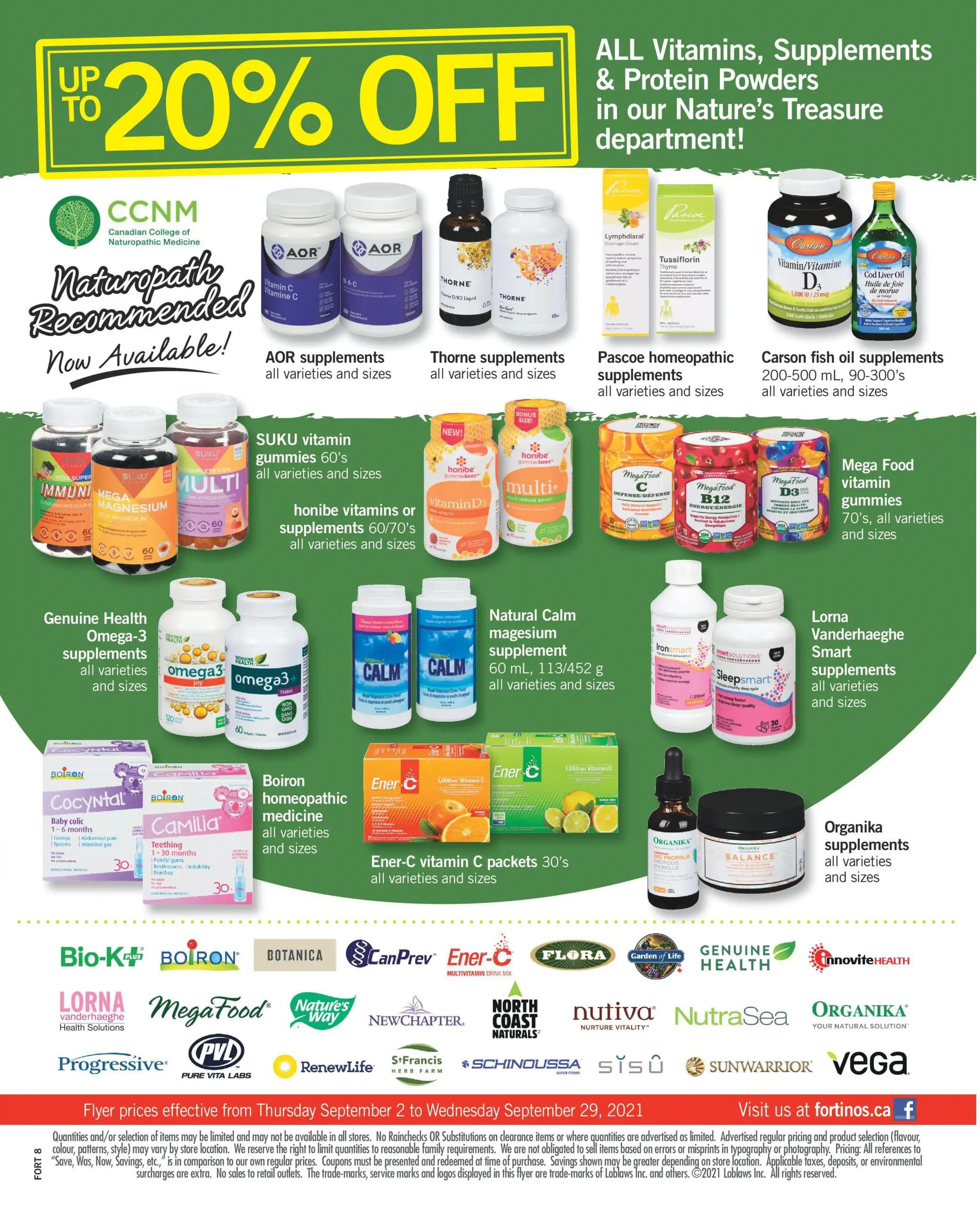 Fortinos - Weekly Flyer Specials - Page 15