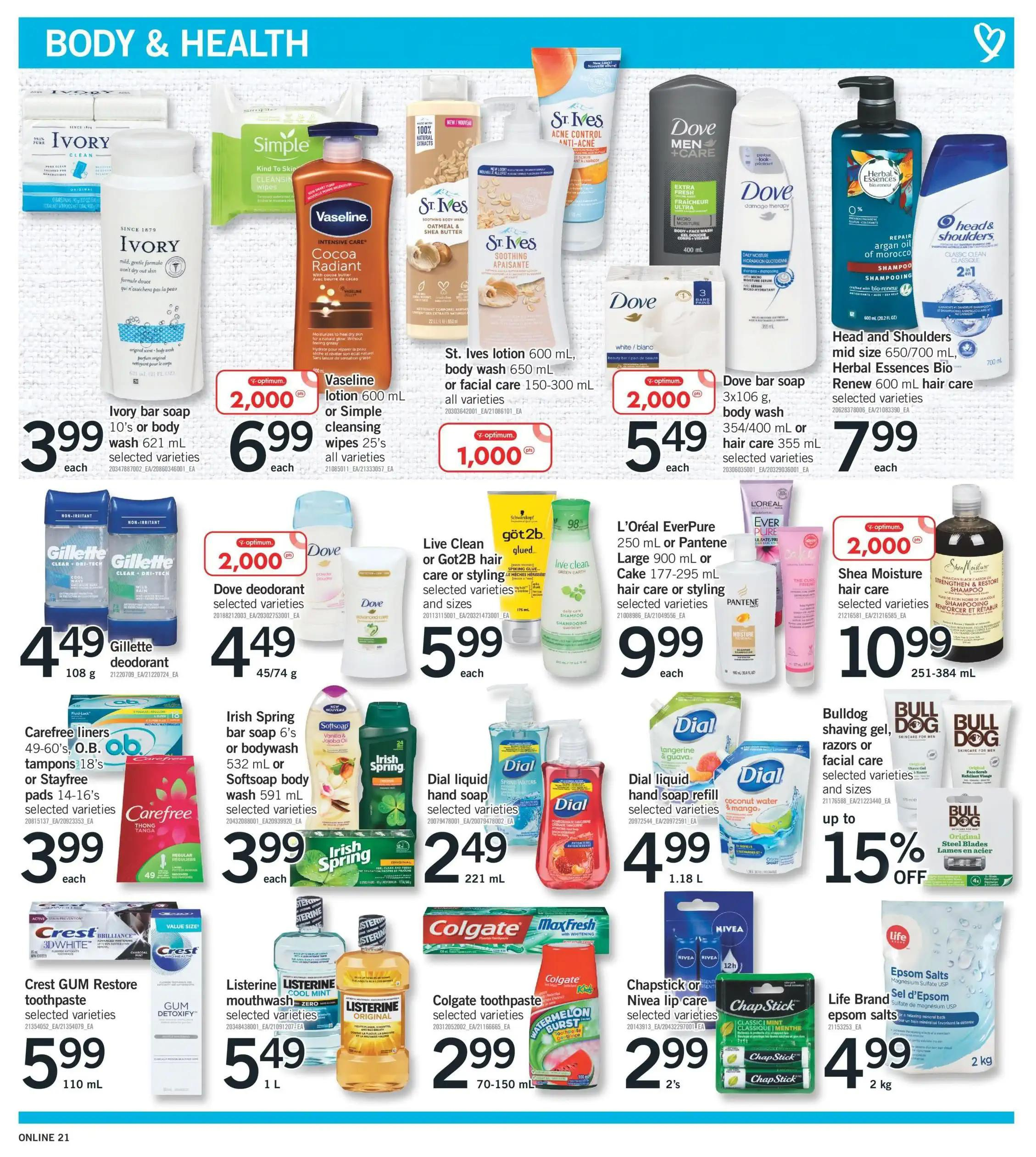 Fortinos - Weekly Flyer Specials - Page 19