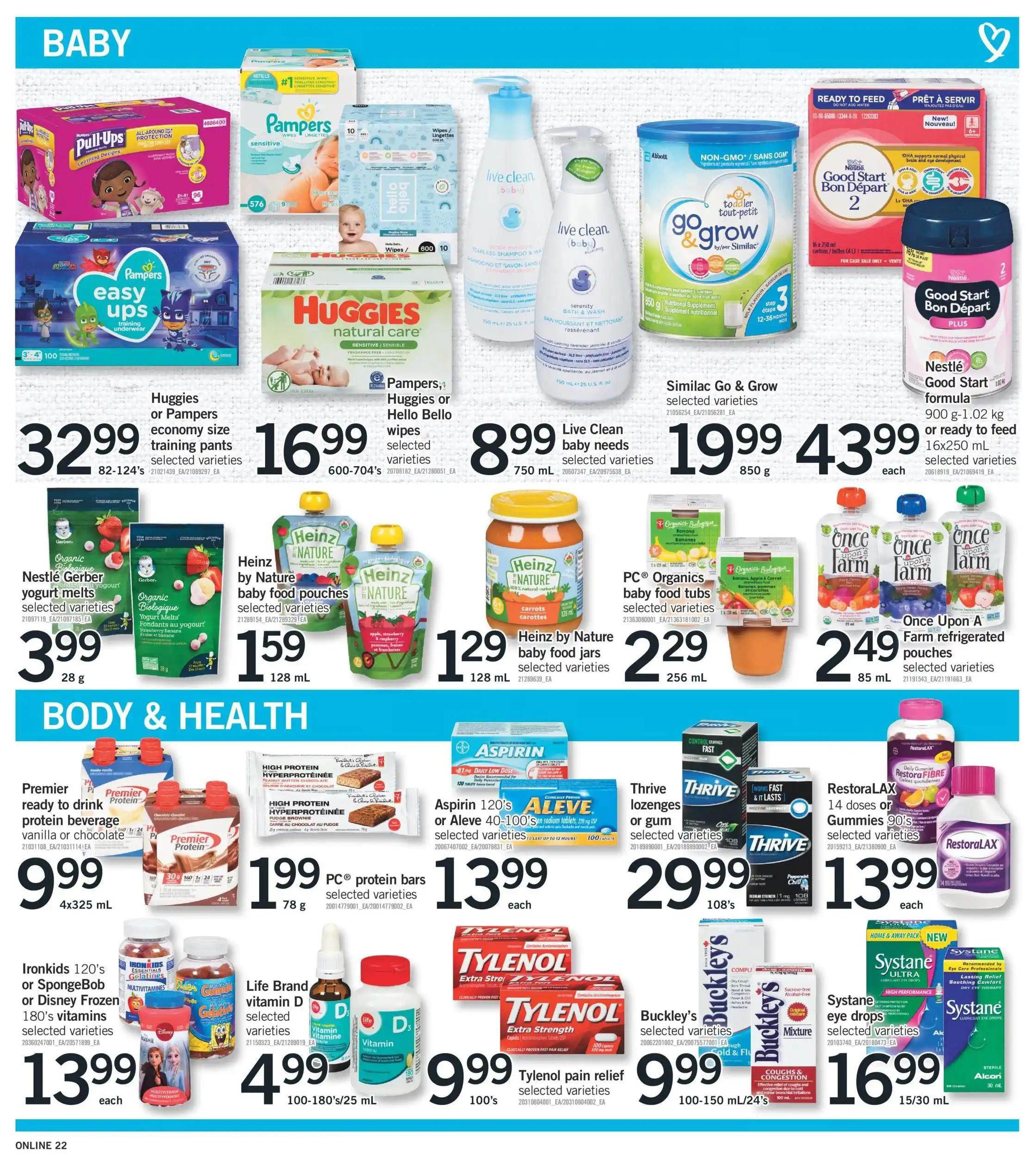 Fortinos - Weekly Flyer Specials - Page 20