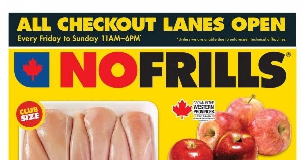 No Frills upcoming Flyer online