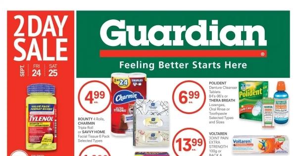 Guardian IDA Pharmacies upcoming Flyer online