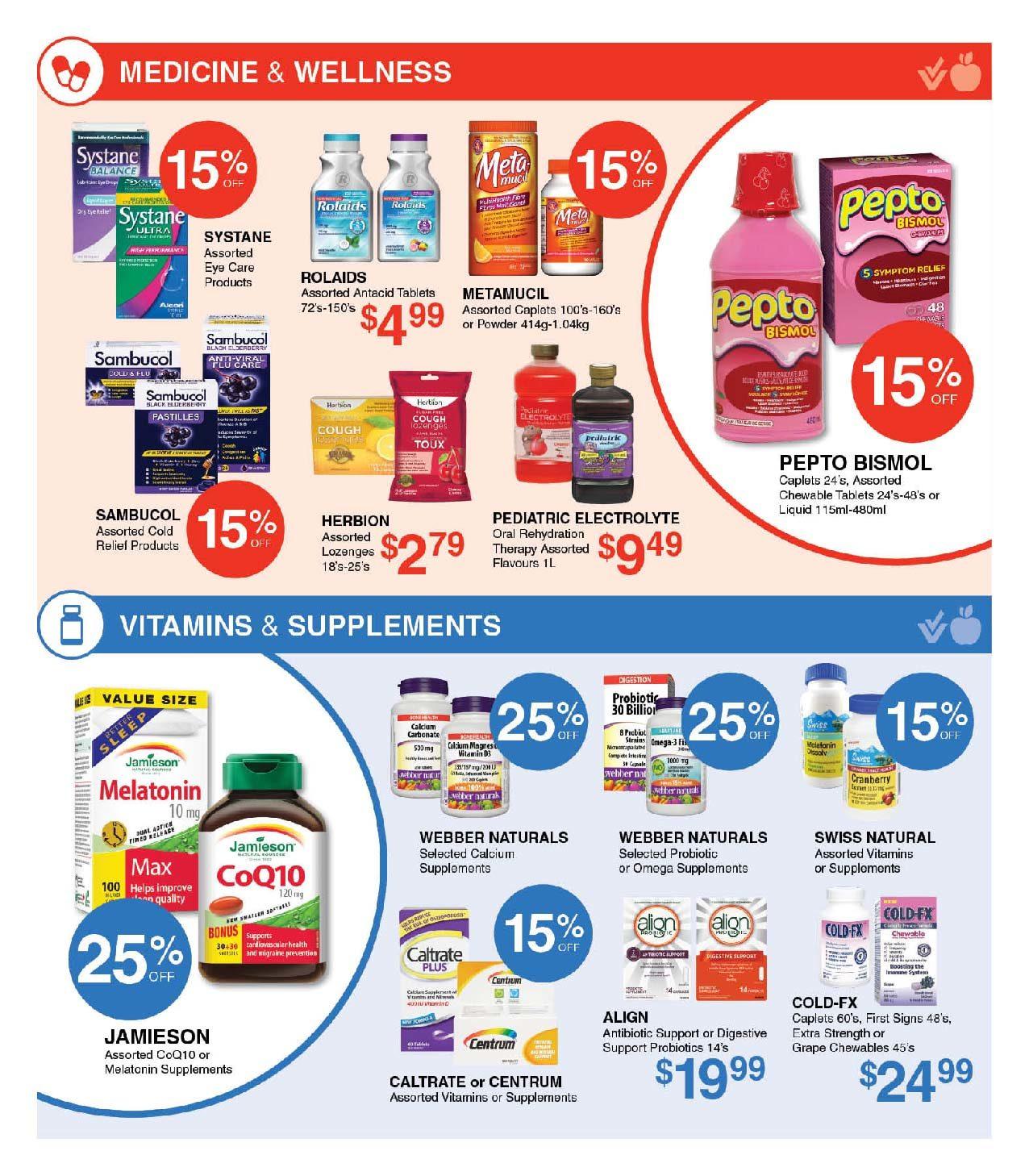 Apple Drugs - 2 Weeks of Savings - Page 3