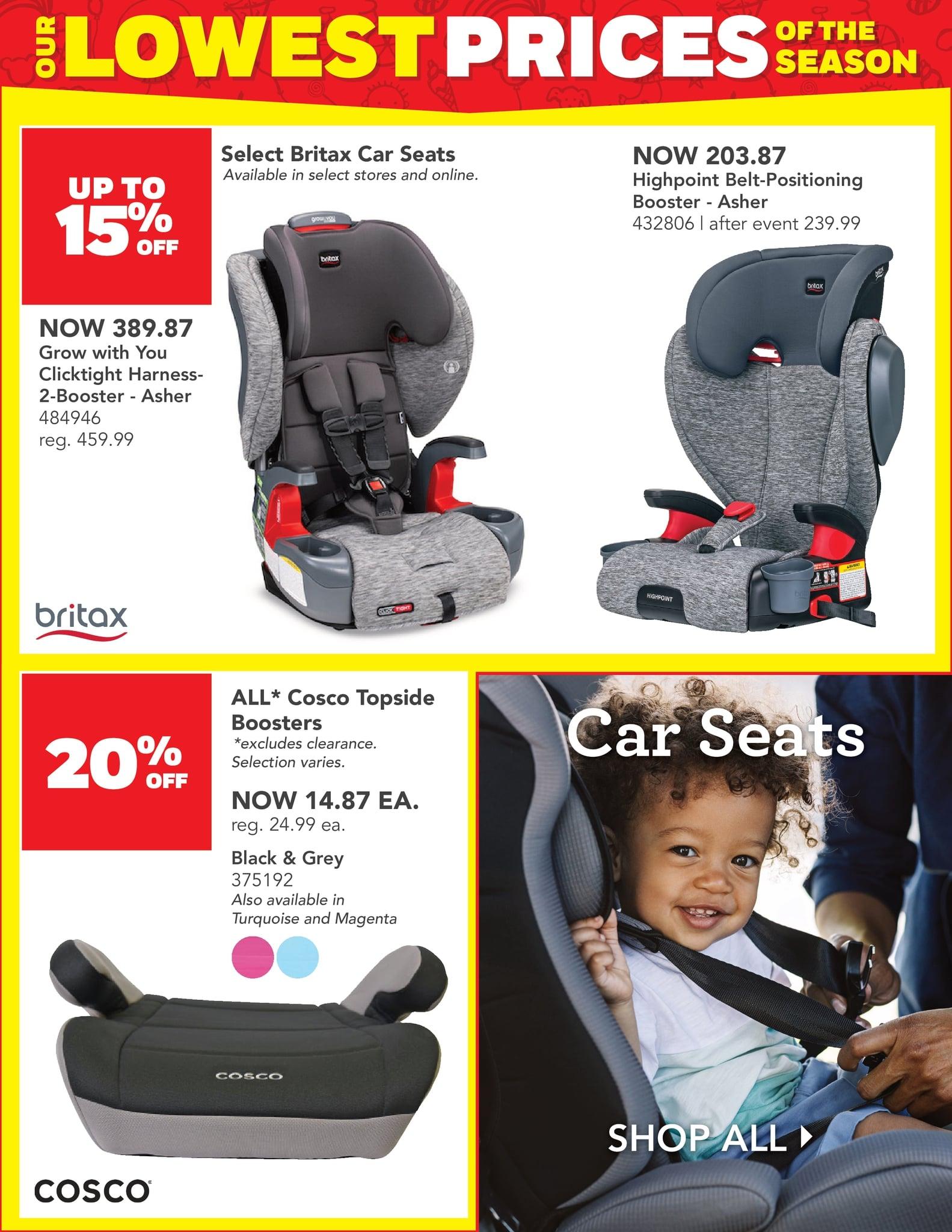 """Babies""""R""""Us - 2 Weeks of Savings - Page 3"""