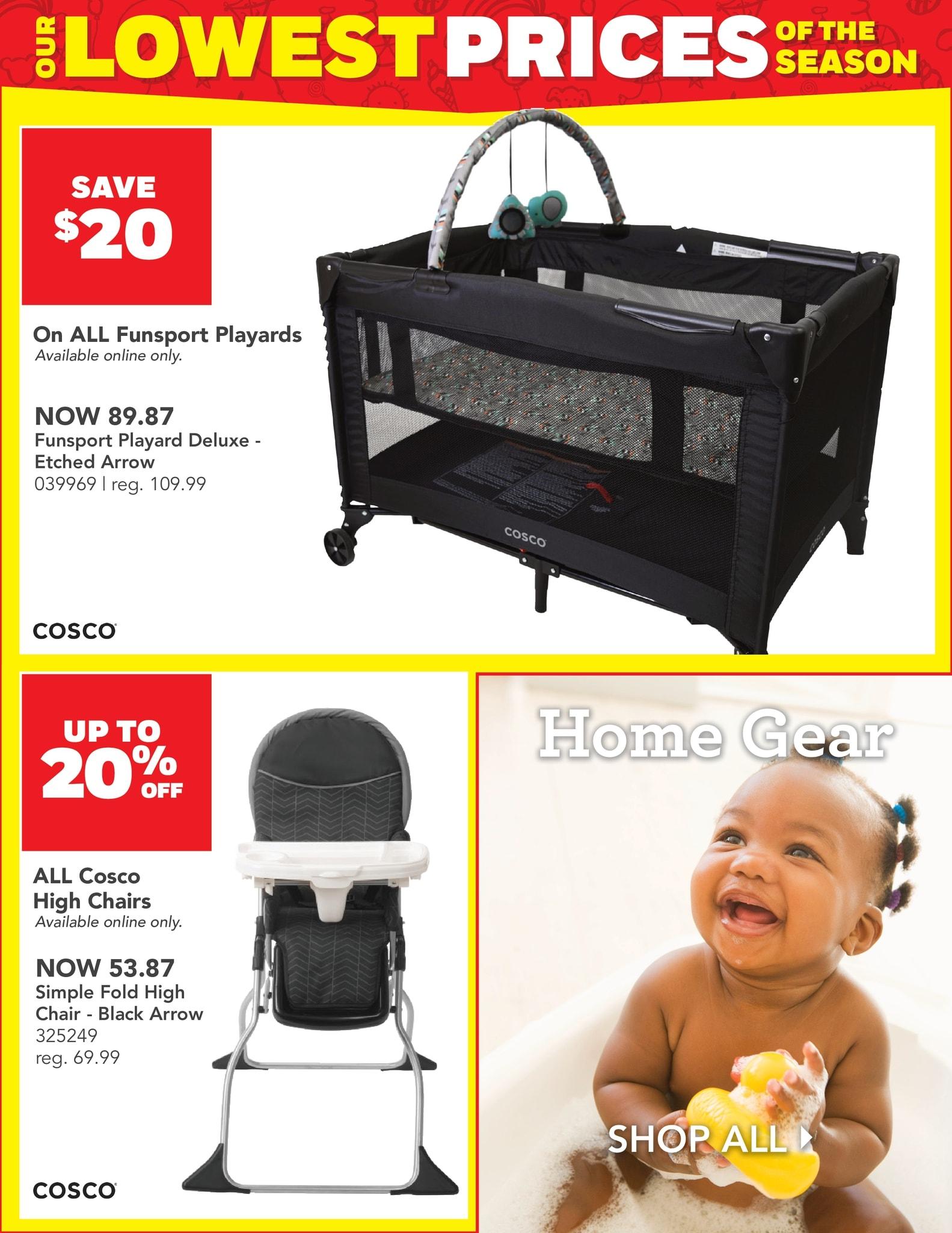 """Babies""""R""""Us - 2 Weeks of Savings - Page 4"""