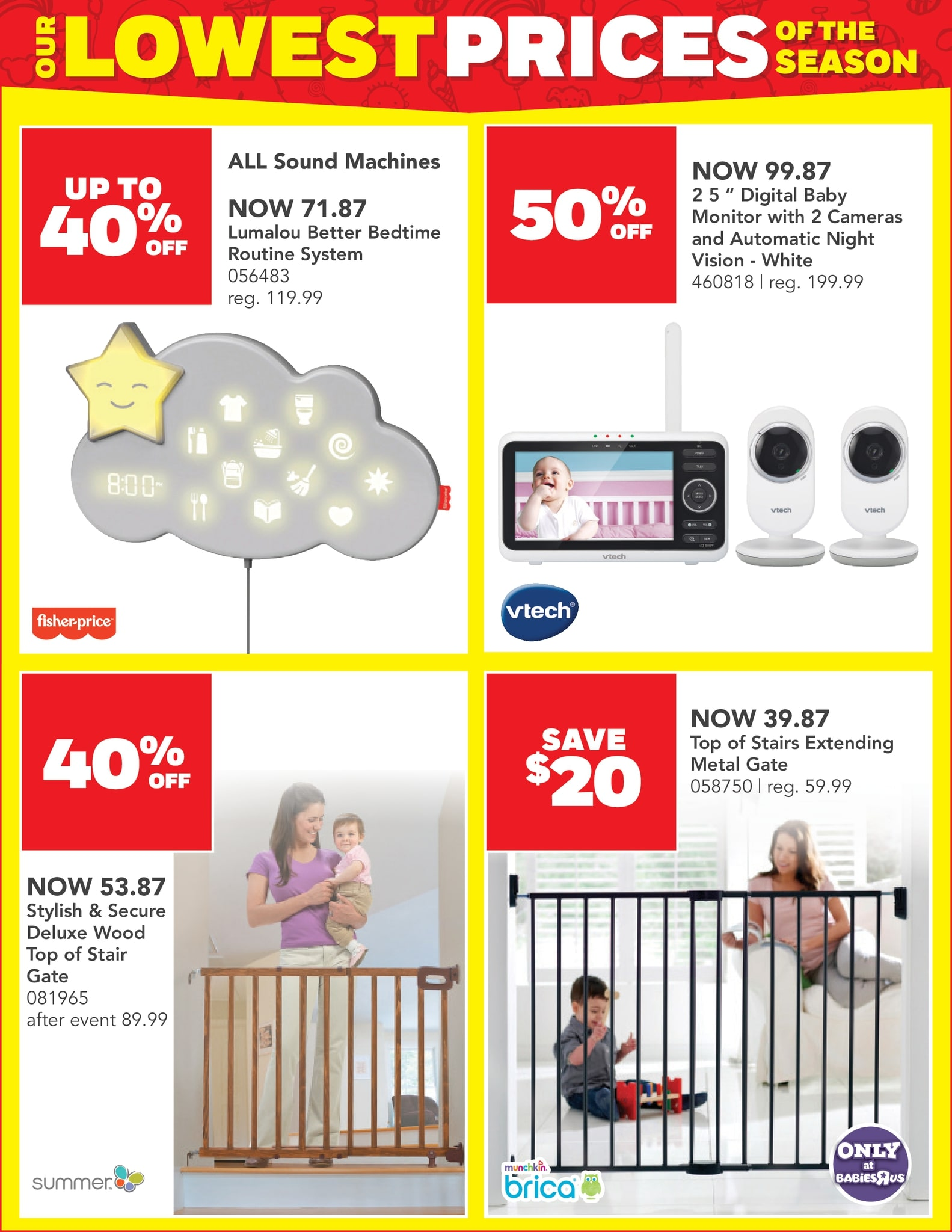 """Babies""""R""""Us - 2 Weeks of Savings - Page 7"""