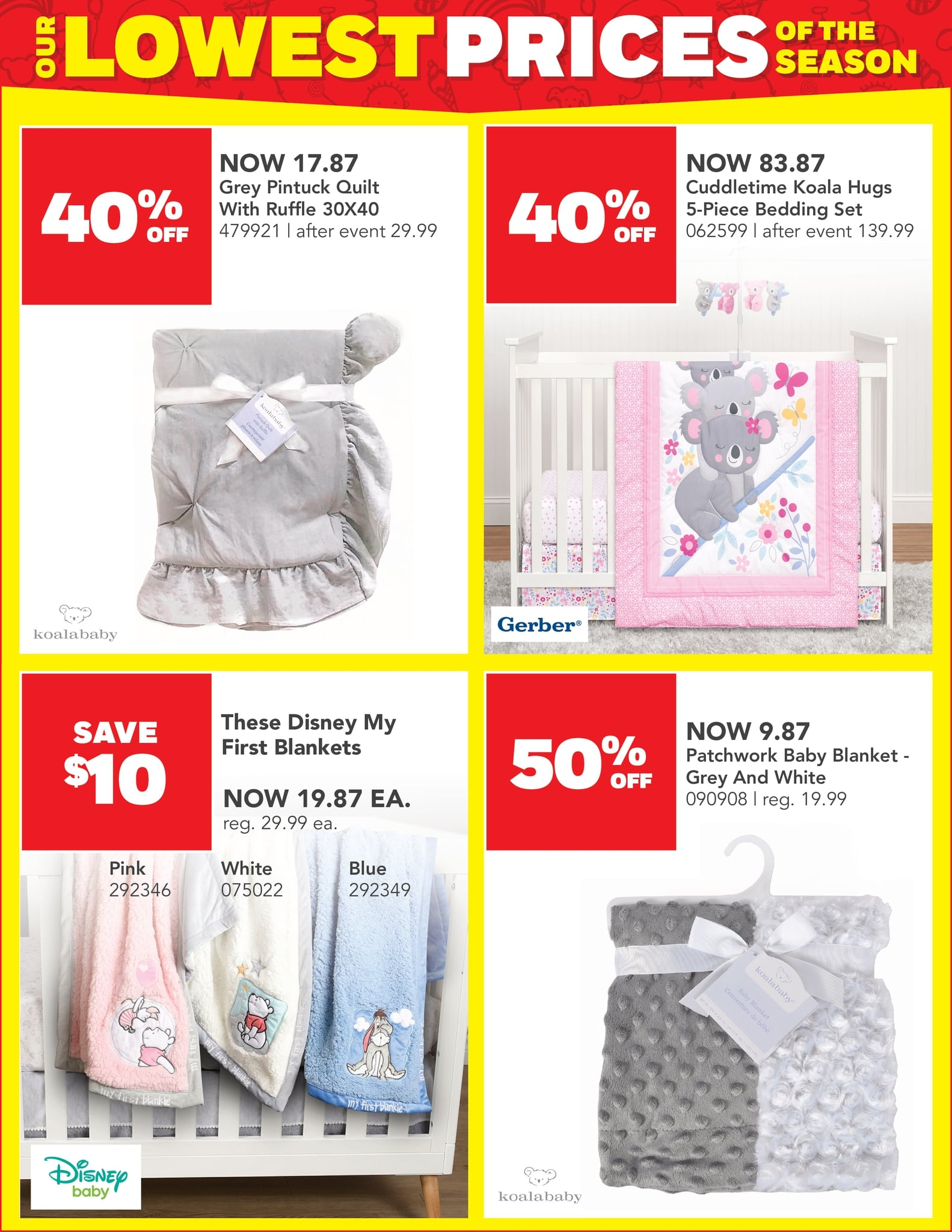 """Babies""""R""""Us - 2 Weeks of Savings - Page 8"""