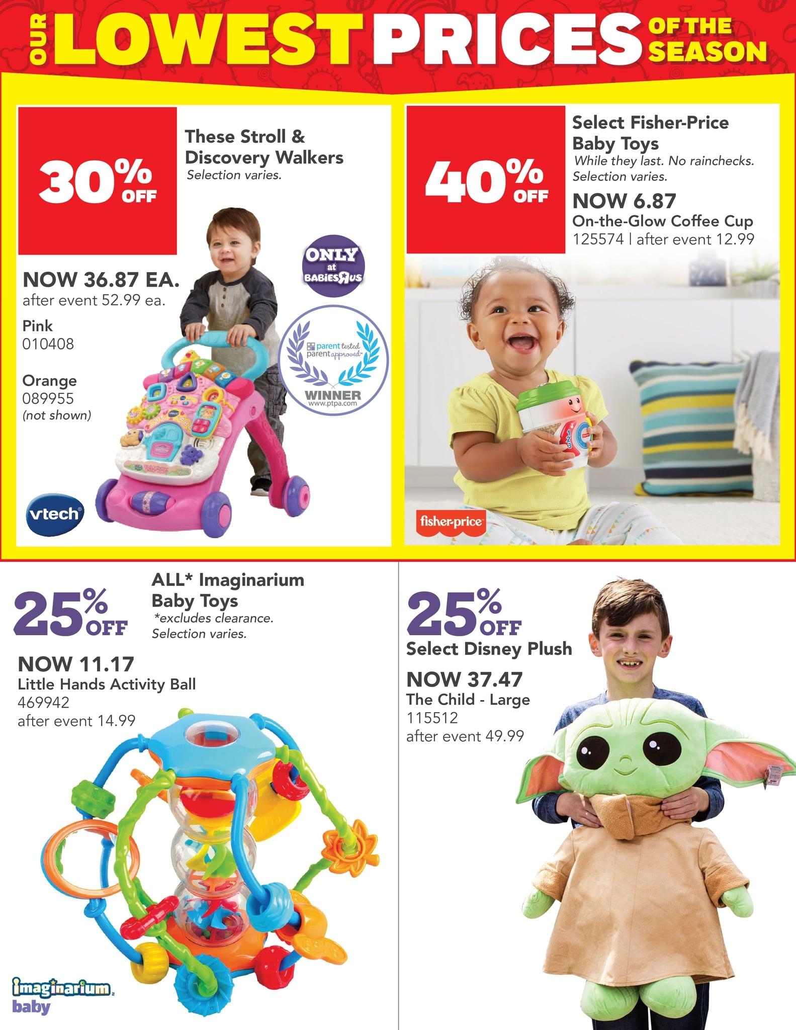 """Babies""""R""""Us - 2 Weeks of Savings - Page 12"""