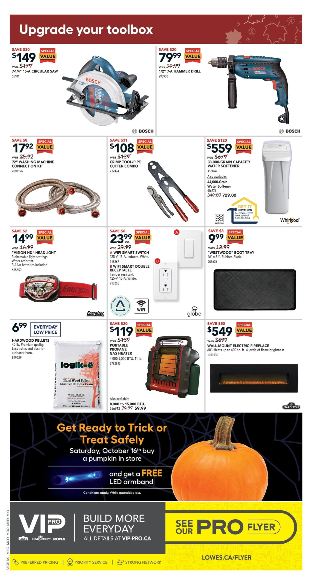 Lowe's - Weekly Flyer Specials - Page 2