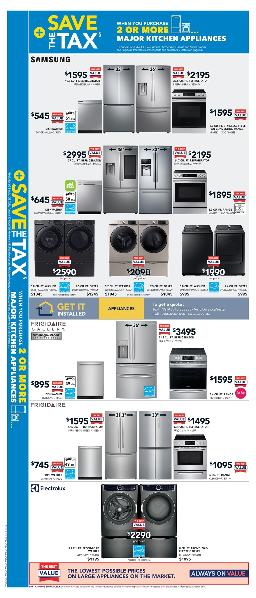 Lowe's - Weekly Flyer Specials - Page 8