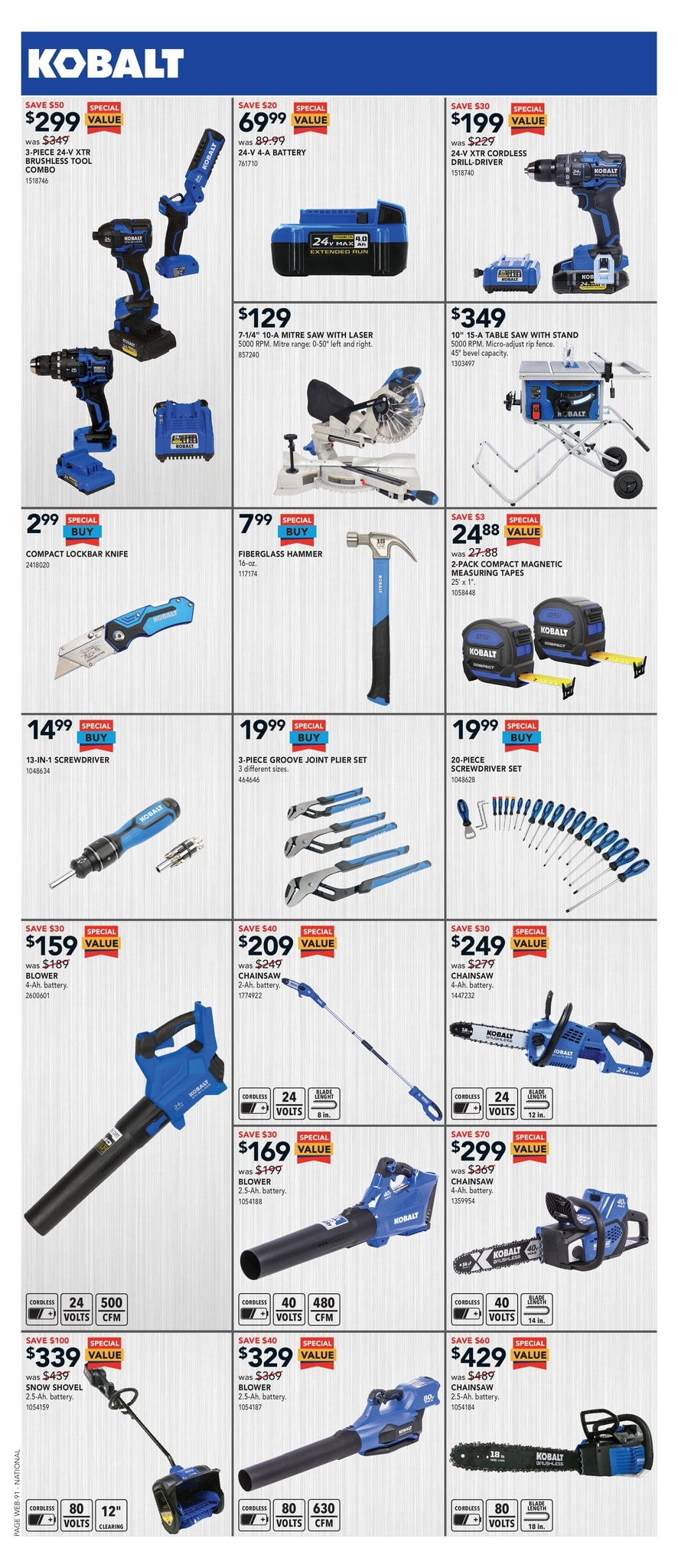 Lowe's - Weekly Flyer Specials - Page 10