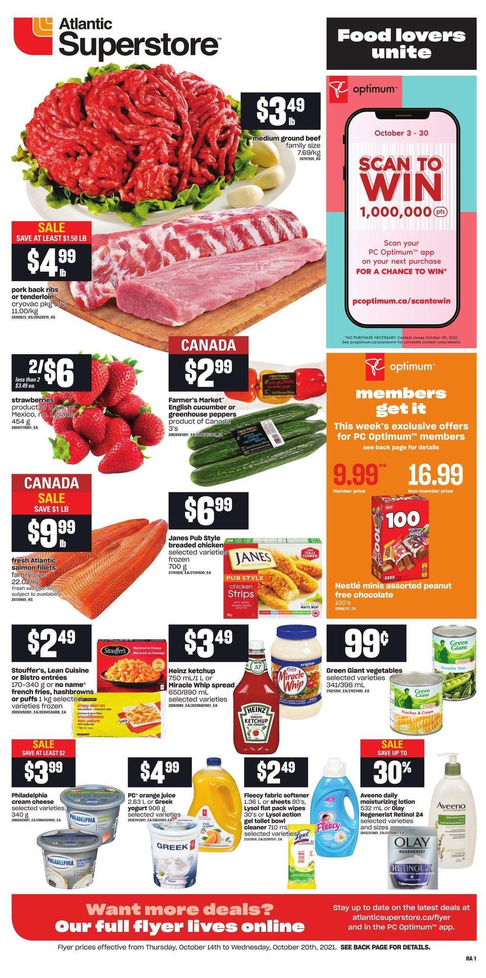 Atlantic Superstore - Weekly Flyer Specials