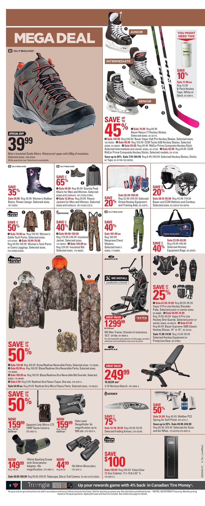 Canadian Tire - Weekly Flyer Specials - Page 3