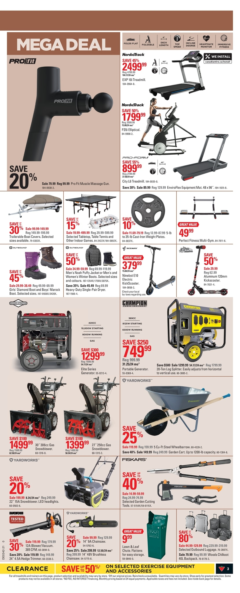 Canadian Tire - Weekly Flyer Specials - Page 4