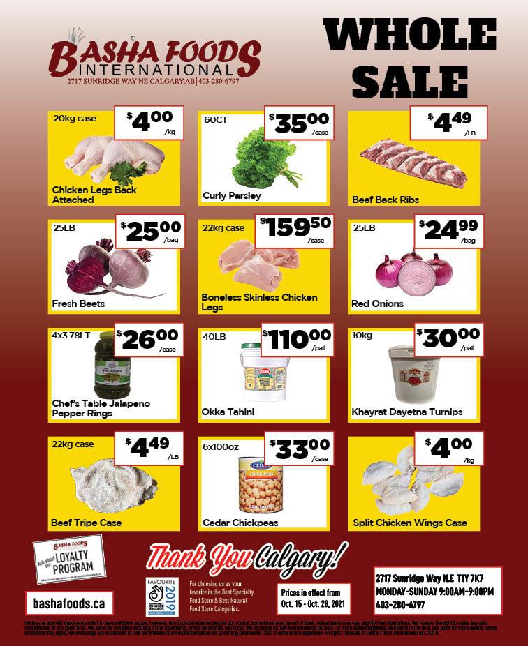 Basha Foods International - 2 Weeks of Savings - Page 4