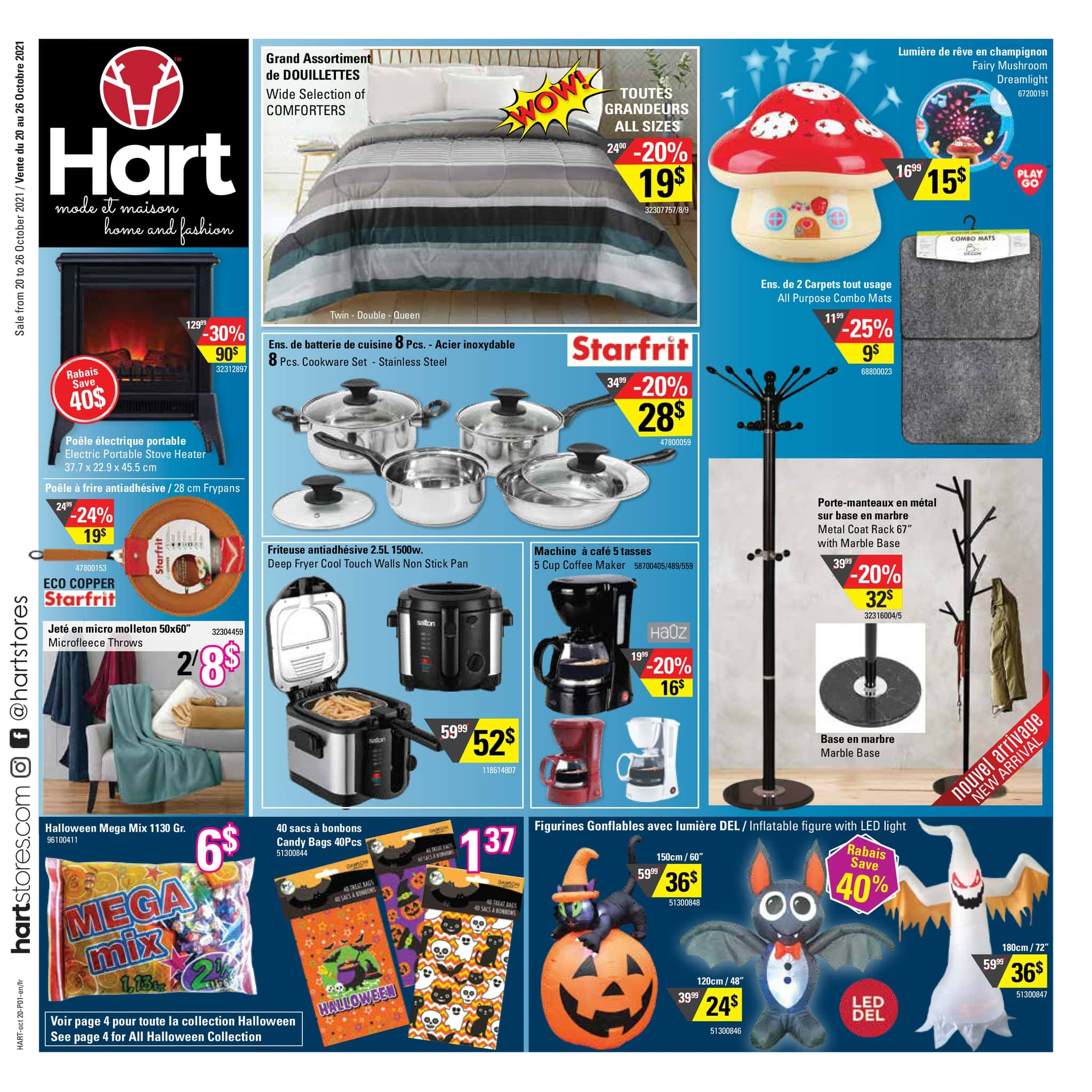 Hart - Weekly Flyer Specials