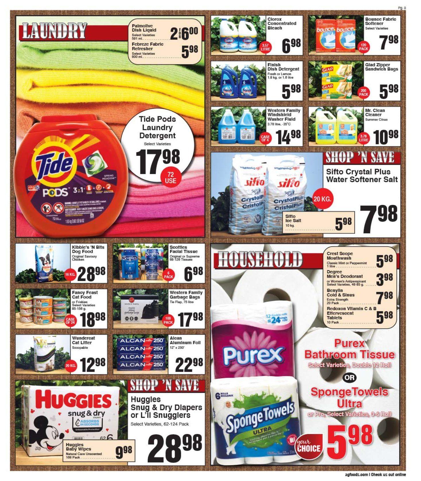 AG Foods - 2 Weeks of Savings - Page 3