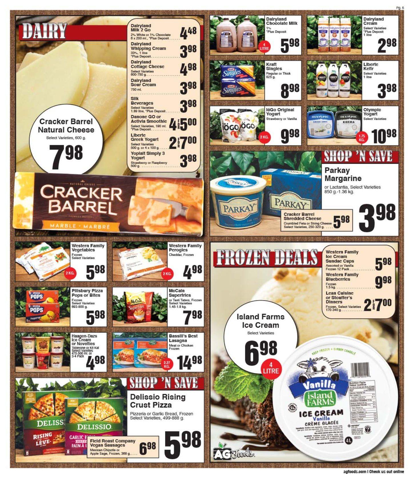 AG Foods - 2 Weeks of Savings - Page 5