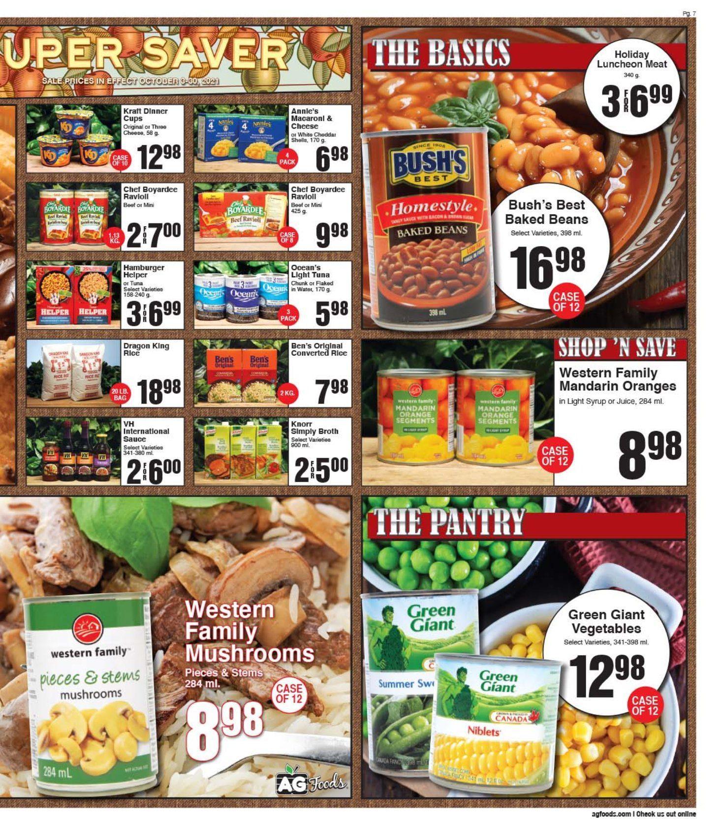 AG Foods - 2 Weeks of Savings - Page 7