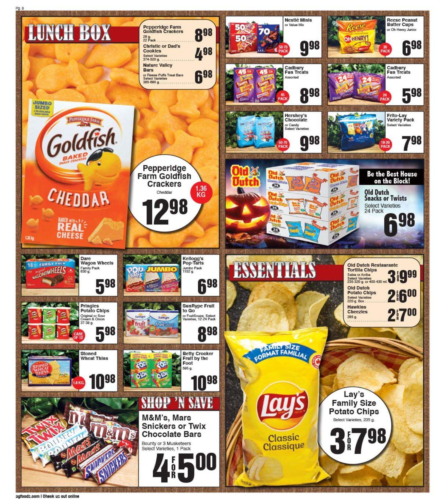 AG Foods - 2 Weeks of Savings - Page 8