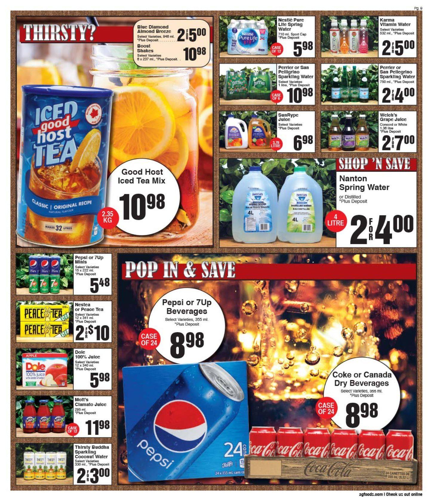 AG Foods - 2 Weeks of Savings - Page 9