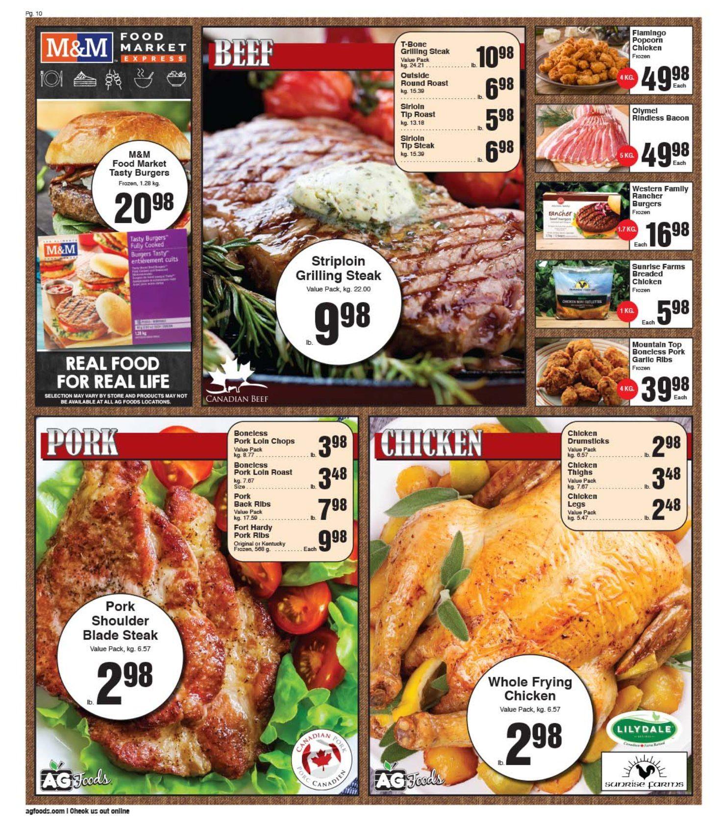 AG Foods - 2 Weeks of Savings - Page 10