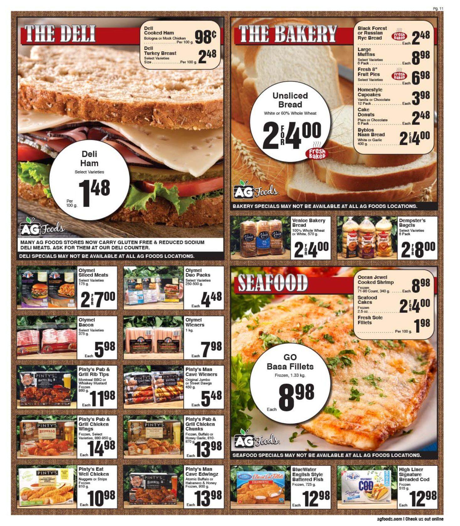 AG Foods - 2 Weeks of Savings - Page 11
