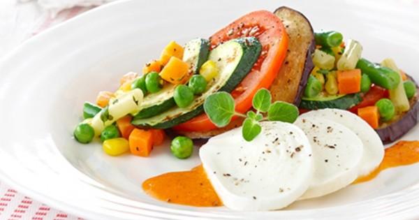 Mixed Vegetable Ratatouille